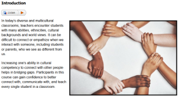 Cultural Competency and Responsive Teaching