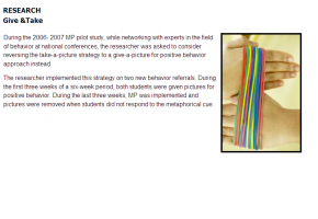 Sample from RTI: Using Metaphors to Change Behavior course #5