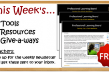 Teacher Resources, Tools & Giveaways for the week (Sept 20 – 27, 2014)