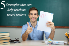 Five Strategies To Help Teachers Revive Reviews