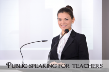 Public Speaking For Teachers