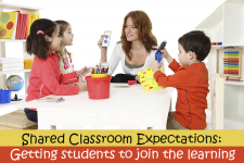 Why Are Shared Classroom Expectations Important?