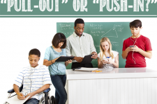 """What Is The Difference Between The """"Pull-Out"""" And """"Push-In"""" Model In Special Education?"""