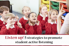 How Can Teachers Encourage Active Listening In The Classroom?