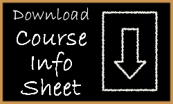 Download Course Information Sheet