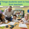 How Can Teachers Incorporate Encouragement InTo The Classroom?