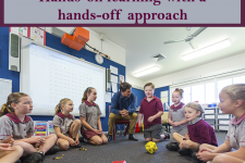 "What Is The ""Hands-Off"" Approach To Learning?"