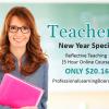 Teachers! New Year Offer for 2016