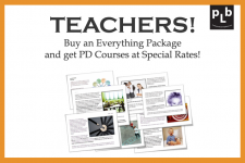 Online PD Courses for Teachers- Packages