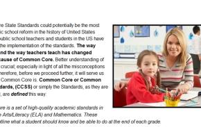 Common Core Enhancing Instruction