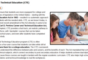 Preparing College and Career Ready Students