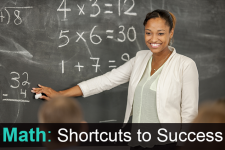 Can Shortcuts in Math help Students who are Struggling to keep up?