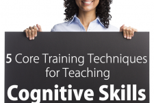 How can Teachers Teach Cognitive Skills?