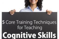 How can Teachers Teach Cognitive Skills?