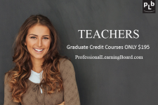 Graduate Courses for Teachers