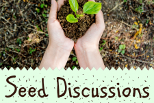 How to Use Seed Discussions to Introduce New Topics?
