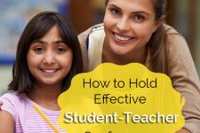 Effective Student-Teacher Conferences