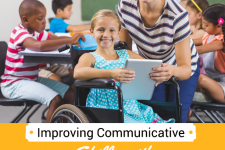 Improving Communicative Skills with Assistive Technology