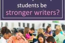 Writing Strategies to Improve Student Writing