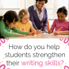 What is the ICED Writing Strategy?