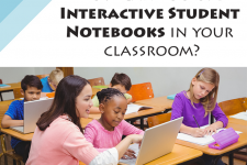Interactive Student Notebooks in the Classroom