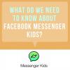 Are Students Safe on Facebook Messenger Kids?