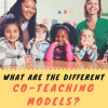 Co-Teaching Models for the Inclusive Classroom