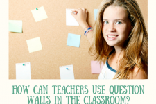 What are Question Walls?