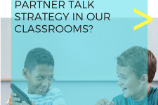 Empowering Students Using  the Partner Talk Strategy
