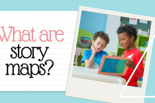 Improving Reading Comprehension Through Use of Story Maps