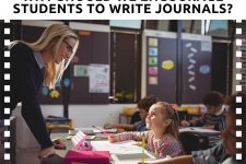 Benefits of Journaling in the Classroom