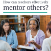 How to be a Good Mentor?