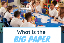 Using Big Paper Strategy to Encourage Student-Centered Learning