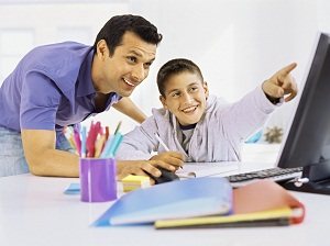 Educational websites can be used to add to or complement the teaching in the classroom.