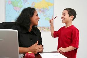 Individual goal setting enhances student learning.