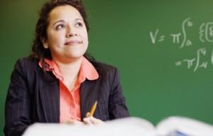 Teachers bringing ideas to fruition