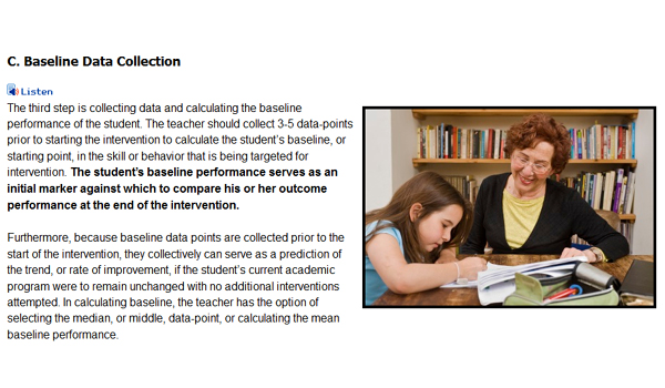 Common Core Assessment & Evaluation