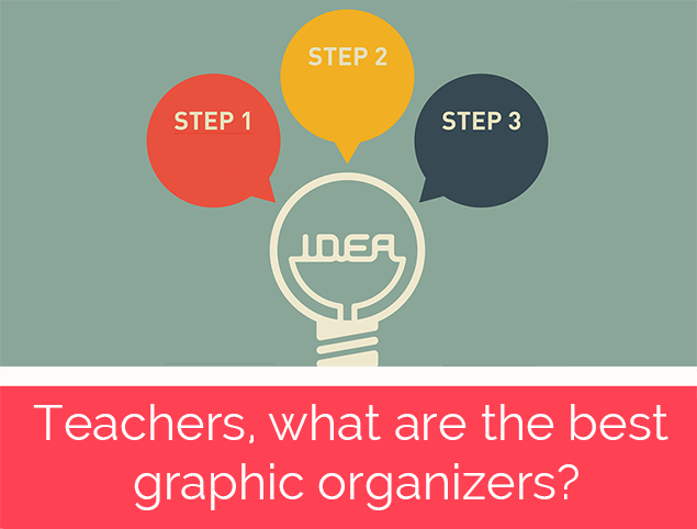 Teachers, what are the best graphic organizers?