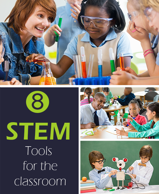 stem tools for the classroom