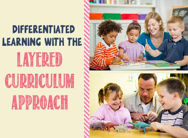 layered curriculum approach