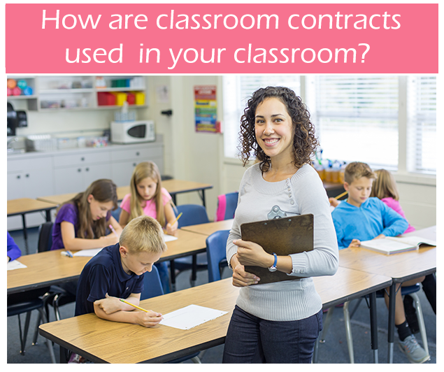How are classroom contracts used in your classroom?