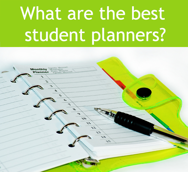 What the best student planners?