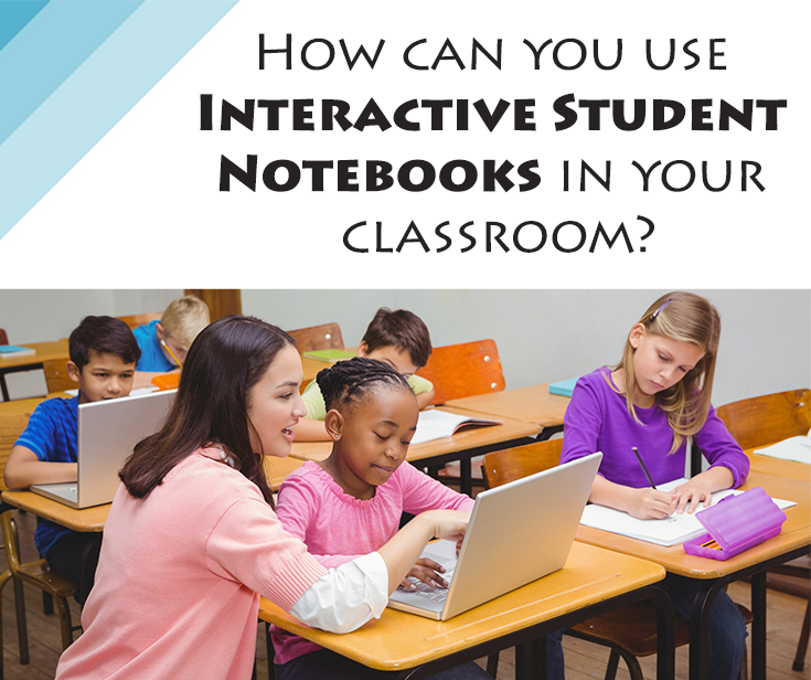 How can you use Interactive Student Notebooks in your classroom?