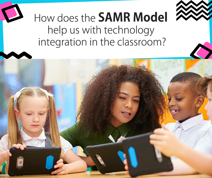 How does the SAMR Model help us with technology integration in the classroom?