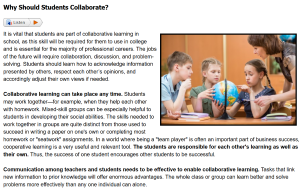 Cohesive Classroom Communities